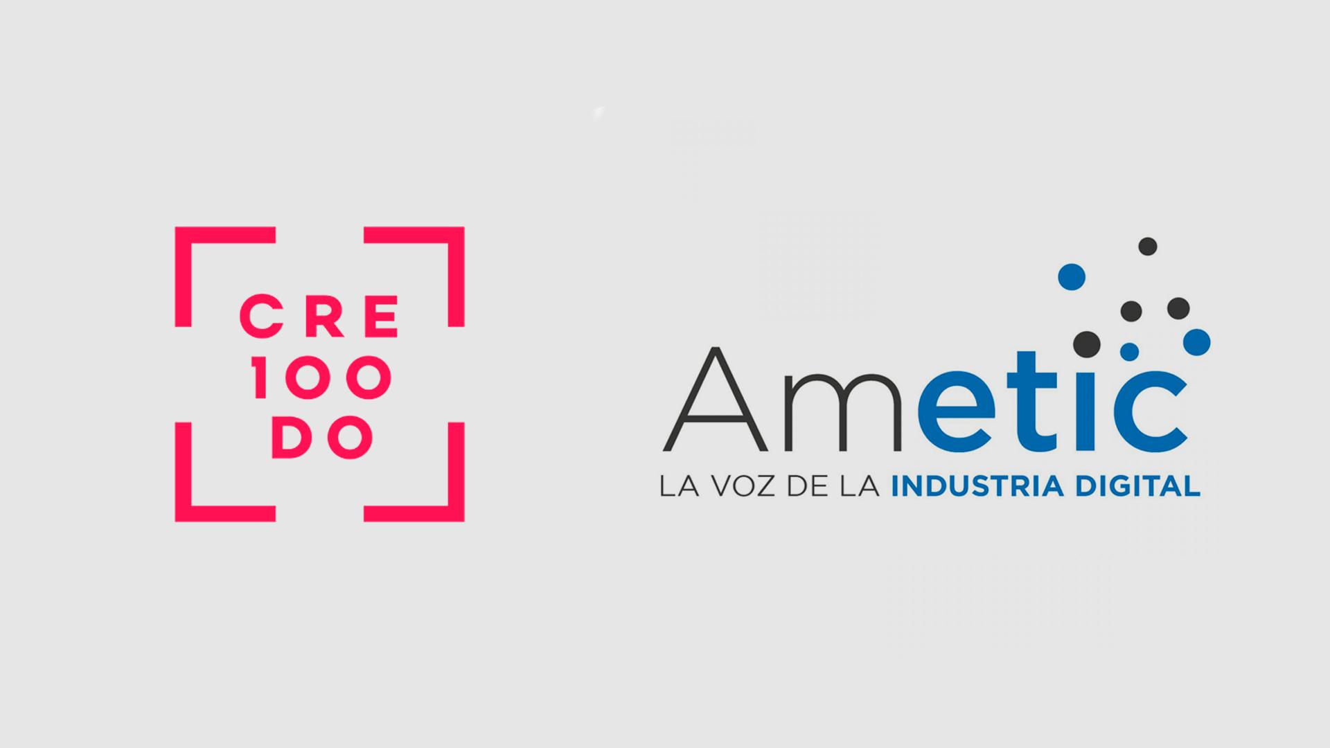AMETIC y CRE100DO se alían para promover la digitalización y el crecimiento de las empresas del middle market español
