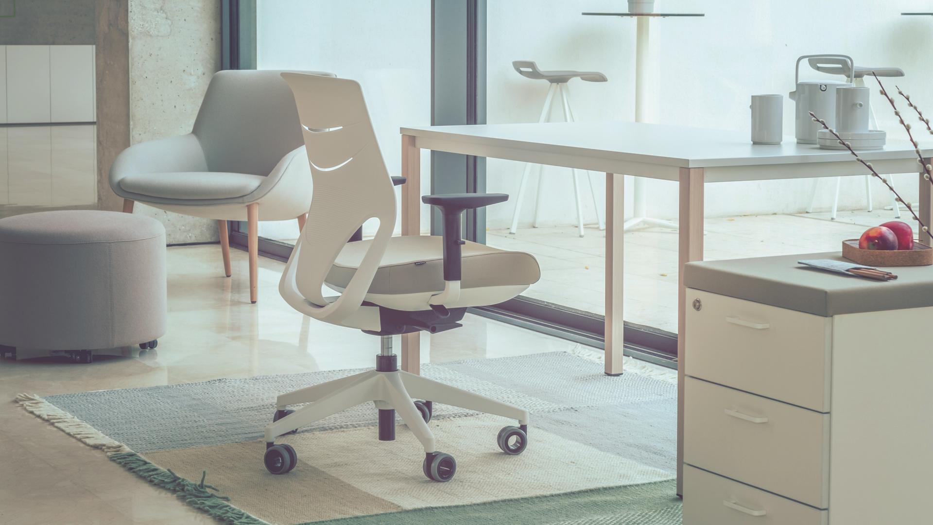 Actiu, pionera en España en la fabricación de mobiliario 0% formaldehído