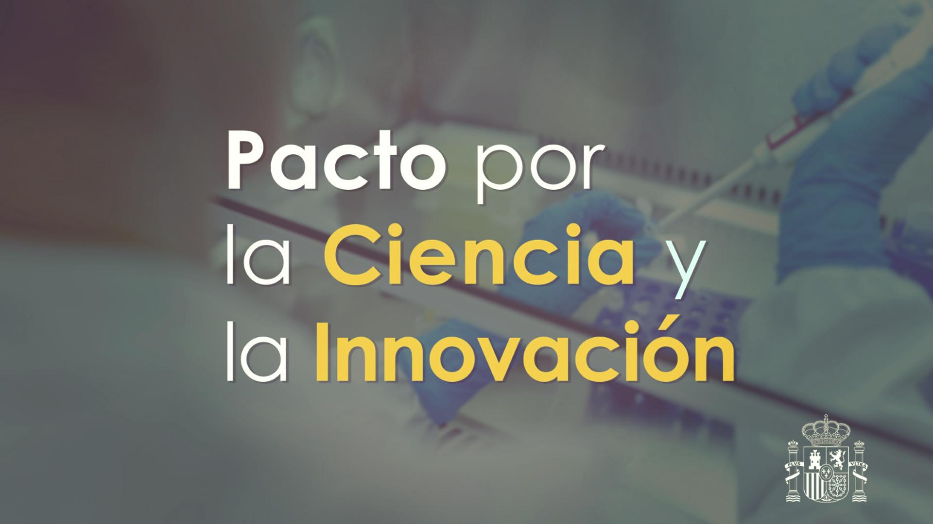 CRE100DO se suma al Pacto por la Ciencia y la Innovación