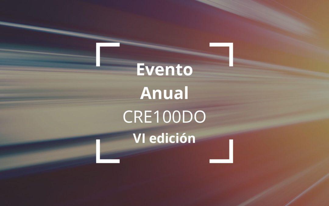 Evento Anual CRE100DO: Cómo las empresas deben afrontar hoy los retos del futuro