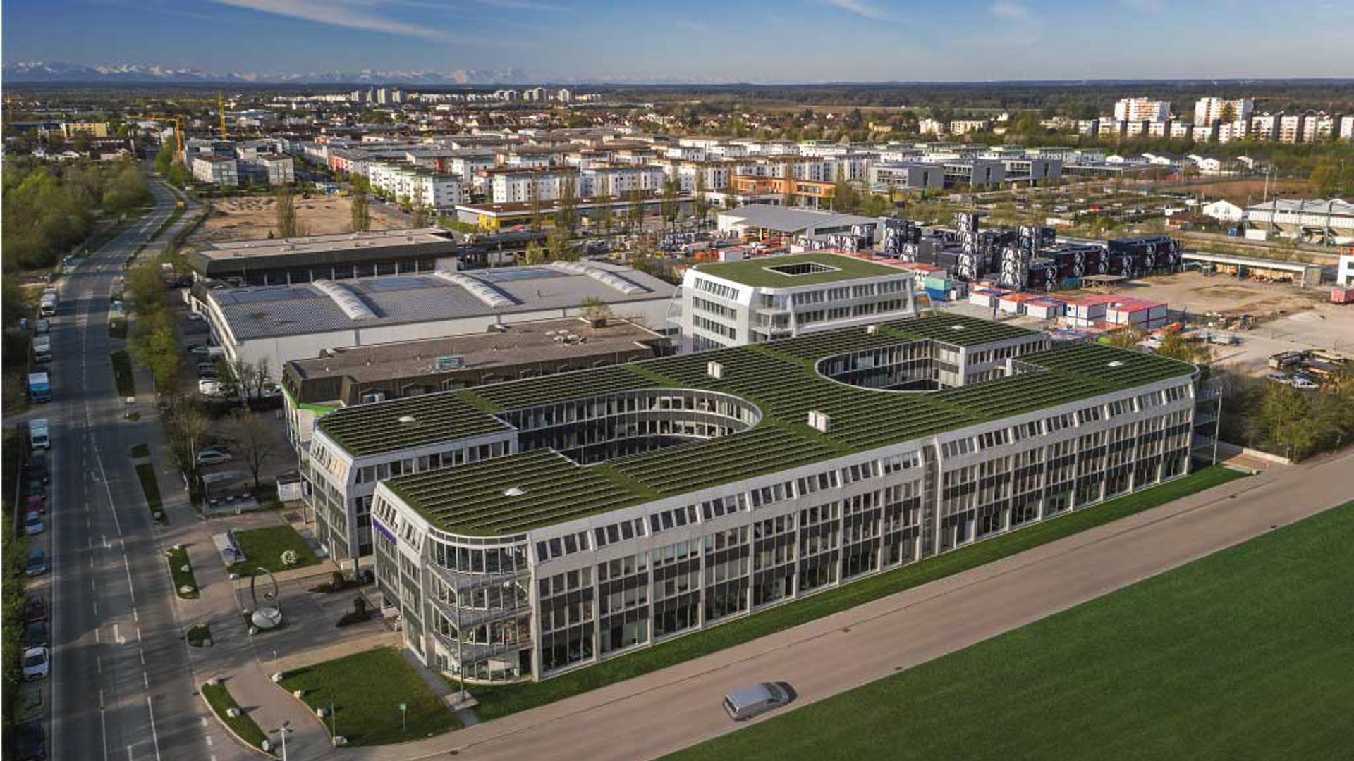 El grupo CT estrena nueva sede en Alemania, dentro del complejo de oficinas Hatrium de Unterhaching, Munich
