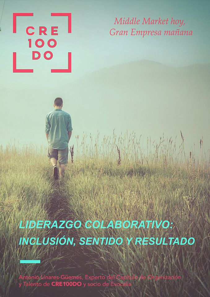 Liderazgo colaborativo: inclusión, sentido y resultado